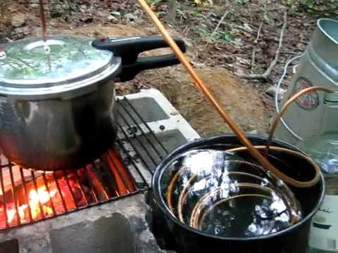 Homemade Water Distiller Pressure Cooker Homemade Ftempo